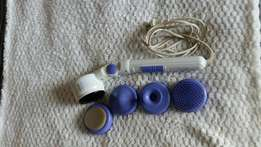 Toning massager