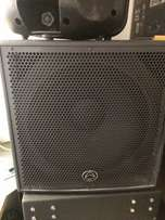 Wharfdale delta B18 subs