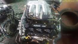 Nissan murano engine for sale v6