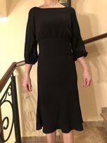 596f34788cfc0 PRADA Oryginalna piękna czarna sukienka