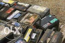 cash for scrap batteries