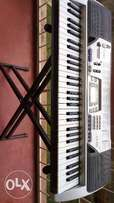 Casio CTK-496 Inclusive of keyboard stand