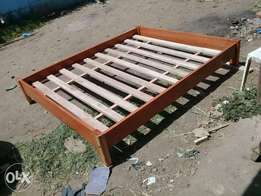 Low Bed - Box Bed