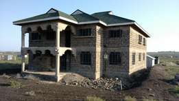 8 bedroom massionate at kitengela on 65x110 plot on sale in milimani
