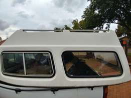 Ford courie long wheel bass canopy