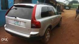 08 Volvo Xc Suv up for grabs