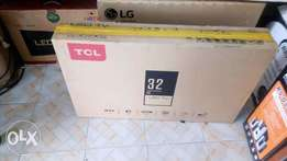 Tcl smart 32 inches with WiFi connection