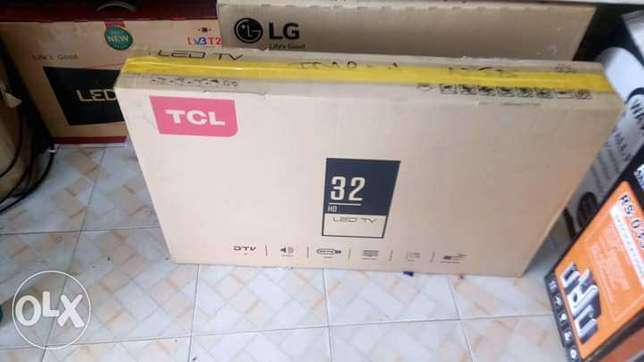 Tcl smart 32 inches with WiFi connection Nairobi CBD - image 1