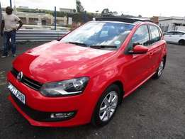 Private Sale - 2010 Polo VW 1.4 - Red (Serviced)