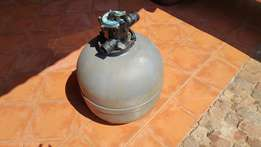 Reconditioned Swimming pool sand filters for sale.