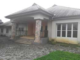 Well furnished 4 bedroom bungalow for sale