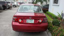 A clean padded HONDA CITY for SALE.