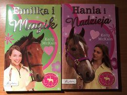 """f3668418c52f8 Zestaw książek z serii """"Stajnia pod Podkową"""""""