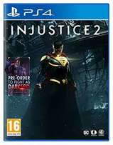 Injustice 2 ps4 PlayStation 4