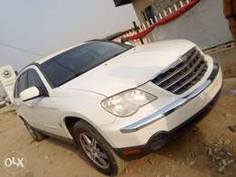 Lagos cleared Chrysler Pacifica 2007 for 1.9m only