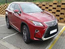 2016 Brand New Red 2016 RX, 350 Petrol for sale - KSh 9,500,000/=