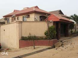 4 bedroom bungalow at Harmony Estate, Ogba