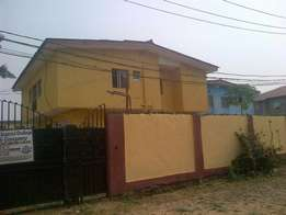 A Beautiful 5Bedroom duplex apartment for rent at Ebute Ikorodu
