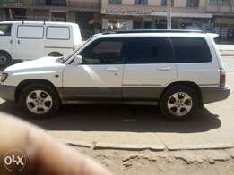Subaru Forester SF5. Manual.fully loaded with sunroof