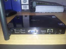Stock Clearance Qbox Pc Smart and can hide behind your Tv !!