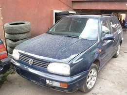 Sharp Golf 3 Wagon Tokunbo With AC