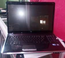 HP Pavilion Dv6 Core2Duo 15.6inches Win7 250GBRAM 2GBRAM
