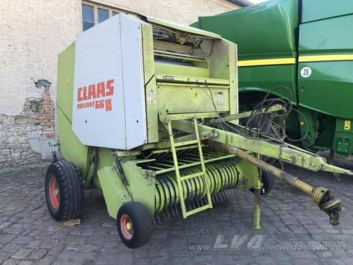 Claas rollant 66 - 1993