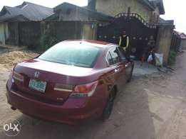 Superb honda accord 2008 for sale
