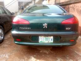 Super Clean Awoof 1st Body Peugeot 607