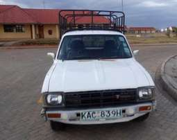 Toyota Hilux Pickup for sale old model using caburator!