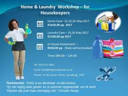 Home care and Laundry care training