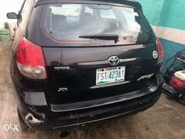 Super cheap nigeria registered Toyota Matrix