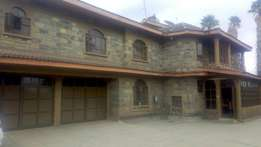 For Sale Mansion in the Serene Nakuru Blankets