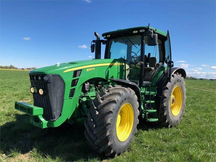 John Deere 8320r Traktor - 2011