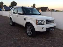 2010 Landrover Discovery 4 TDV6 SE Auto,very well looked after,like ne