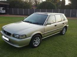 toyota tazz for sale R20000