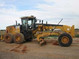 Grader for rent, hire, or lease