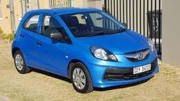 2015 Honda Brio 1.2 Comfort (PRIVATE SALE) Finance Available