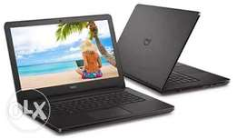 New Dell inspiron 3558 CORE i3