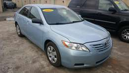 2007 tokunbo Toyota camry