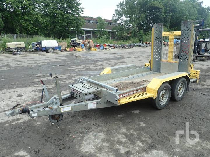 Brian James Trailers T/A