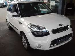 2012 KIA Soul 1.6 for sell R100000