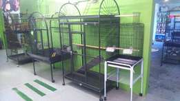 20% discount off all bird cages