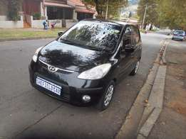 Immaculate condition 2011 Hyundai i10 1.2 Hatch for sale