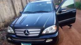 Mercedes Benz ML500 Direct Belgium 2005