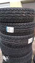 265/70R16 brand new falken tyres made in Thailand.