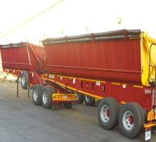 new and used side tippers cheapest and best quality top CIMC trailers