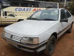 Peugeot 405, manual, 1500cc, accident free. Asian owned.