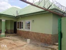 3 Bedroom bungalow for Sale, at DAKWA, after Dei dei, Abuja.