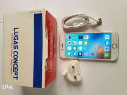 Gold colour IPhone 6s 64GB